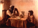 An Example to Follow(Henry Ossawa Tanner Painting)