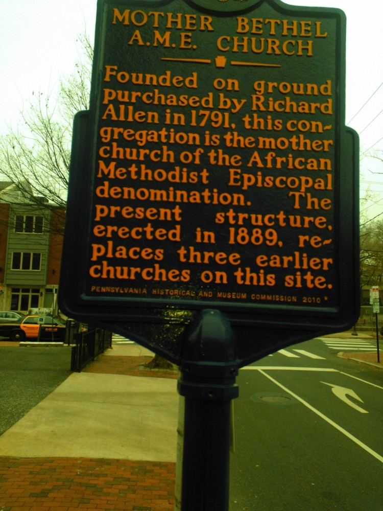 Liberated Space: The Black Church in Philadelphia  (1/2)